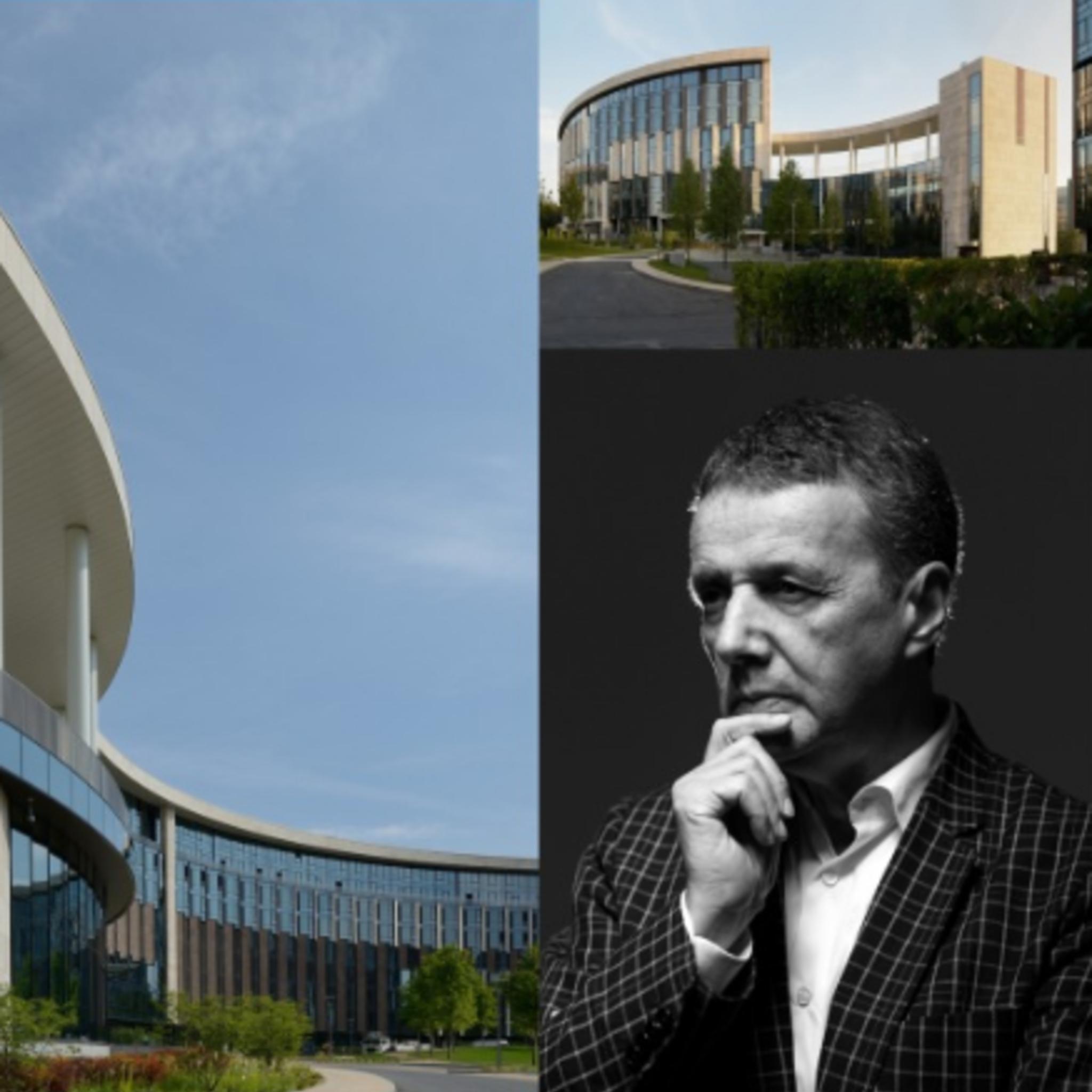 Лекция Владимира Плоткина «Окна в город»