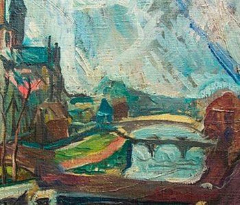 Выставка «Вилмош Перлротт Чаба. Видеть и изобразить»