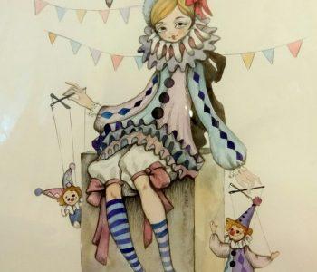 До 25 июня в Нижнем Новгороде проходит выставка «Парад кукол 2017»