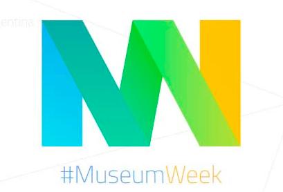"""The action """"#MuseumWeek"""""""