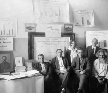 Выставка «Нижегородские архивы на службе России»