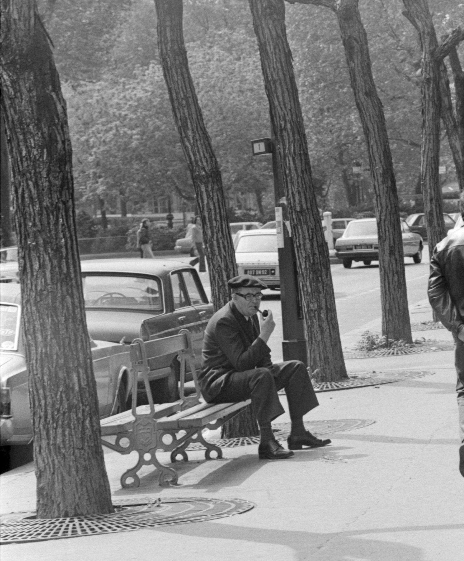 Юозас Будрайтис. Мой Париж