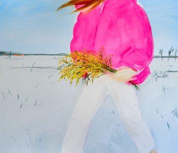 Выставка Дарьи Гитманович